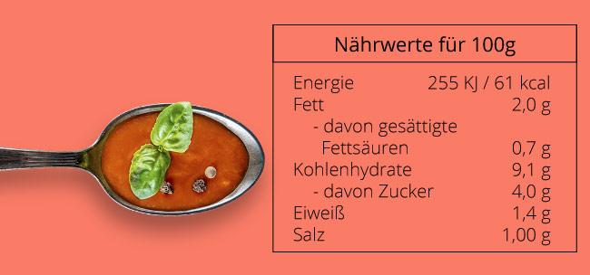 naehrwerttabelle-bio-tomatensuppeHHzgTCARRYqhH
