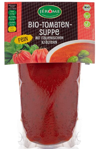 JÉRÔME Bio-Tomatensuppe mit italienischen Kräutern, Family