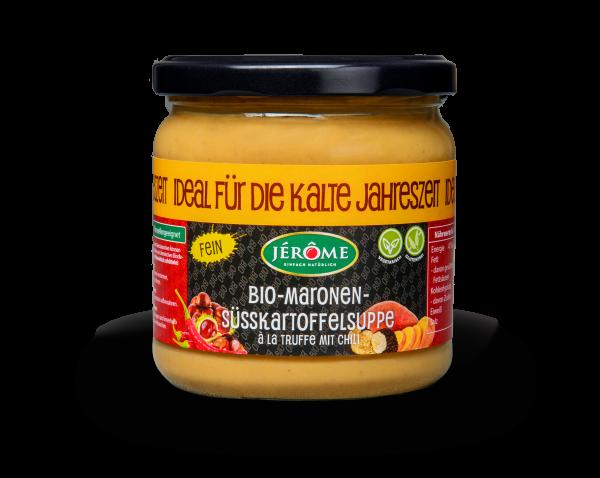 JÉRÔME Bio-Maronen-Süßkartoffel-Suppe, Aktion