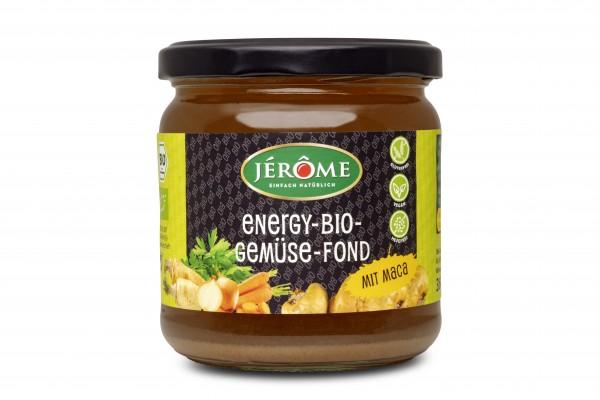JÉRÔME Energy -Bio-Gemüse-Fond mit Maca, Single