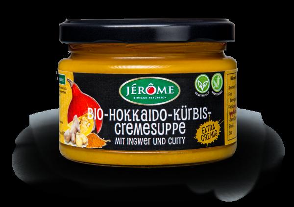 JÉRÔME Bio-Kürbis-Kokossuppe, Single